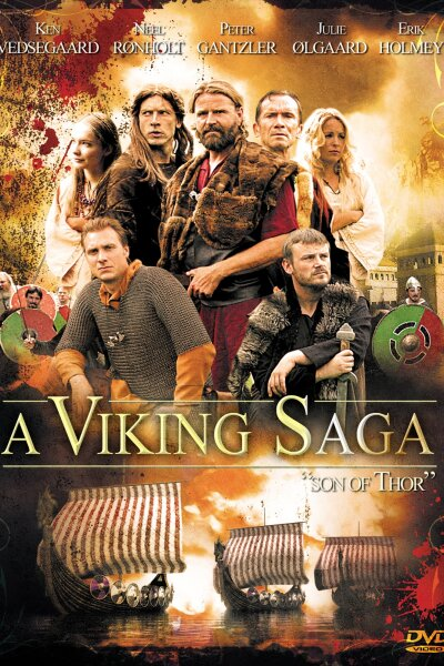 Supersonic Entertainment - A Viking Saga: Son of Thor