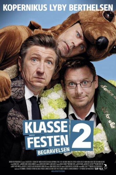 Nordisk Film Production - Klassefesten 2 - Begravelsen