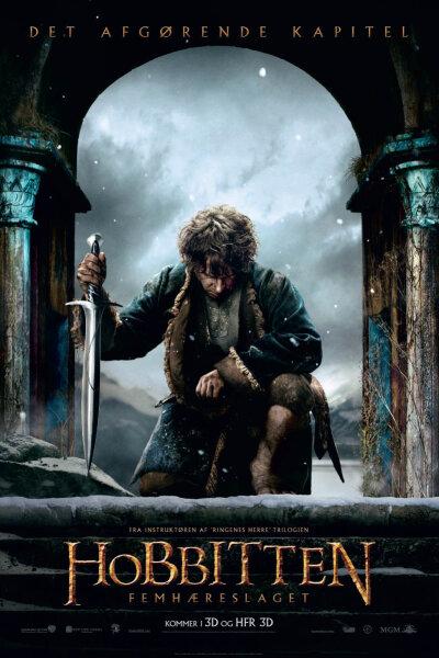 3Foot7 - Hobbitten: Femhæreslaget - 2D