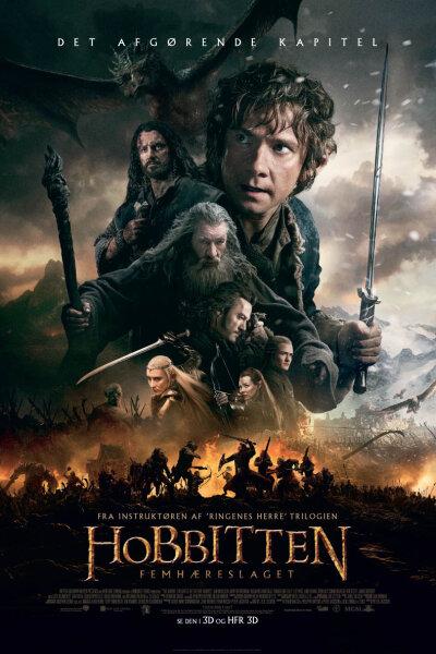 3Foot7 - Hobbitten: Femhæreslaget - 3 D