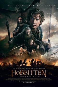Hobbitten: Femhæreslaget - 3 D