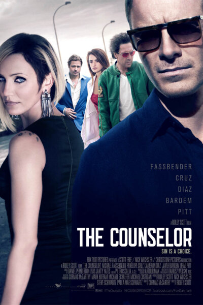 Chockstone Pictures - The Counselor