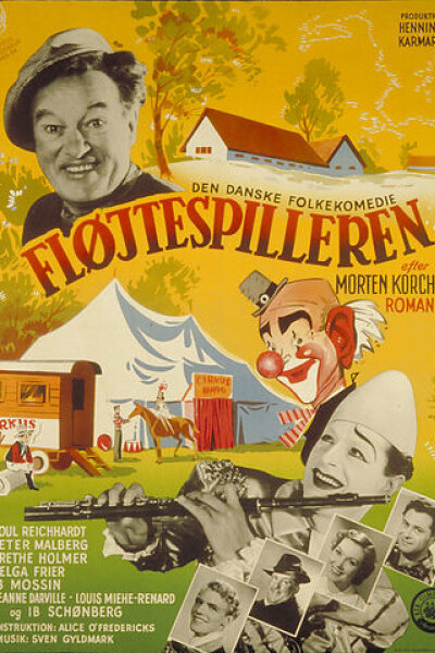 ASA Film - Fløjtespilleren