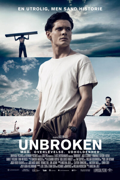 3 Arts Entertainment - Unbroken