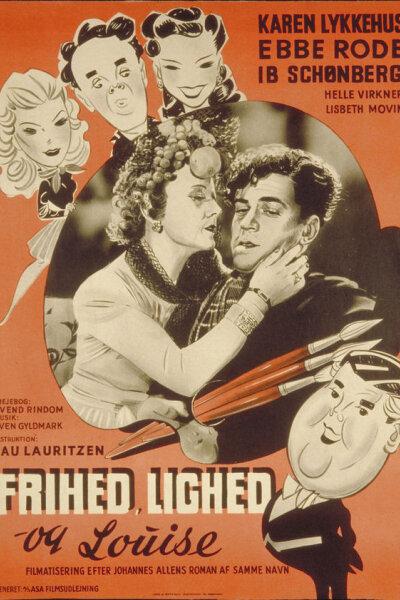 ASA Film - Frihed, lighed - og Louise
