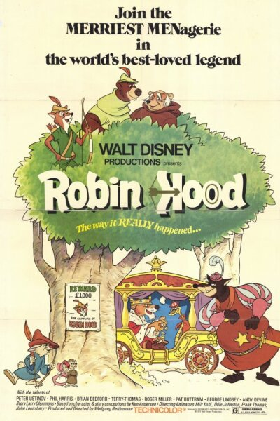 Walt Disney Productions - Robin Hood