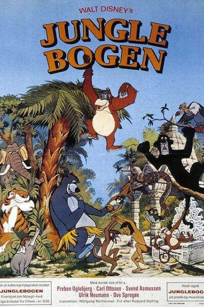 Walt Disney - Junglebogen
