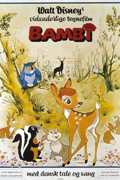 Walt Disney Productions - Bambi
