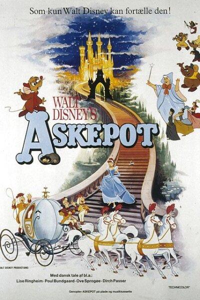 Walt Disney Productions - Askepot