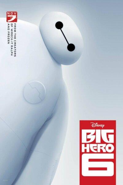 Walt Disney Pictures - Big Hero 6 - 2 D