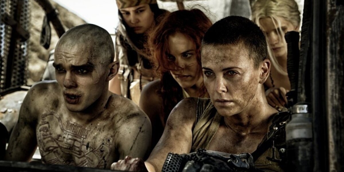 Village Roadshow Pictures - Mad Max: Fury Road - 3 D