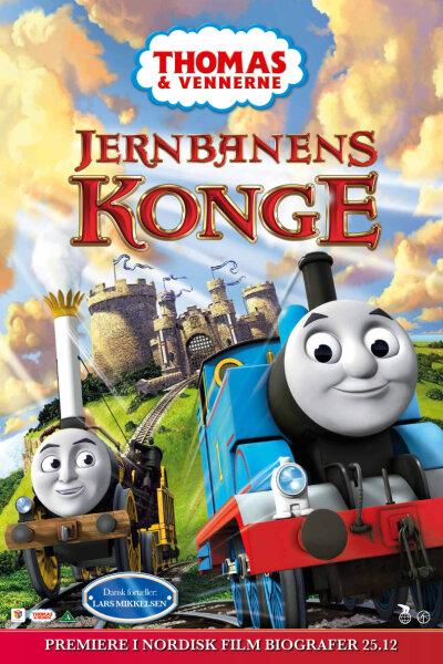 Arc Productions - Thomas & vennerne: Jernbanens konge