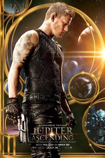 Warner Bros. - Jupiter Ascending - 2 D