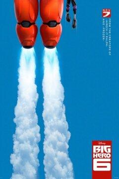 Big Hero 6 - 2 D - Org.vers.