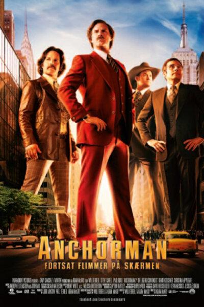 Apatow Productions - Anchorman 2: Fortsat flimmer på skærmen