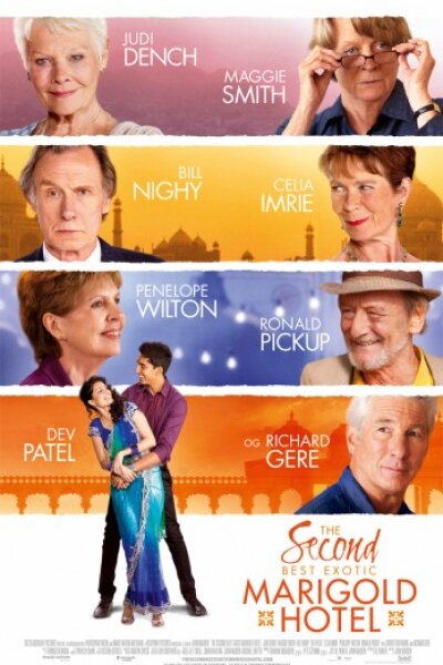 Blueprint Pictures - The Second Best Exotic Marigold Hotel