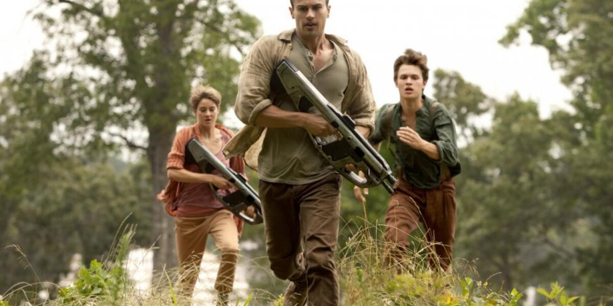 Red Wagon Entertainment - The Divergent Series: Insurgent