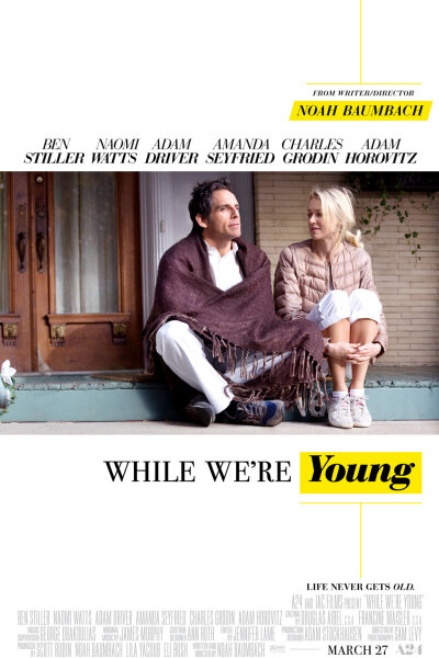 Scott Rudin Productions - While We're Young