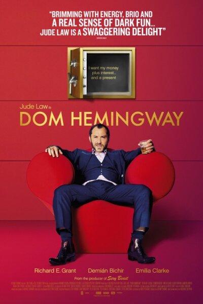 Pinewood Studios - Dom Hemingway