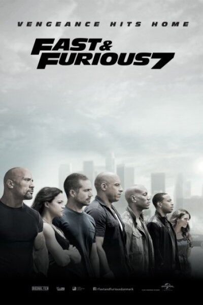 Fast 7 Productions - Fast & Furious 7