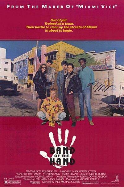 Michael Mann Productions - De 5 fra Miami