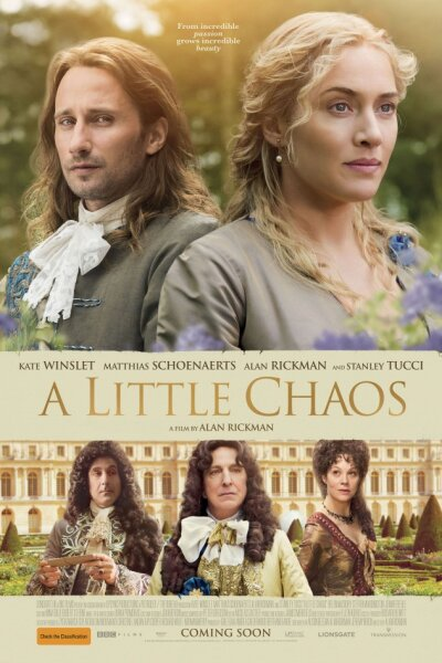BBC Films - A Little Chaos