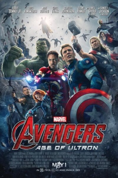 Marvel Studios - The Avengers: Age of Ultron