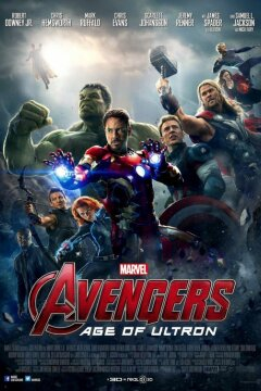 The Avengers: Age of Ultron - 3 D