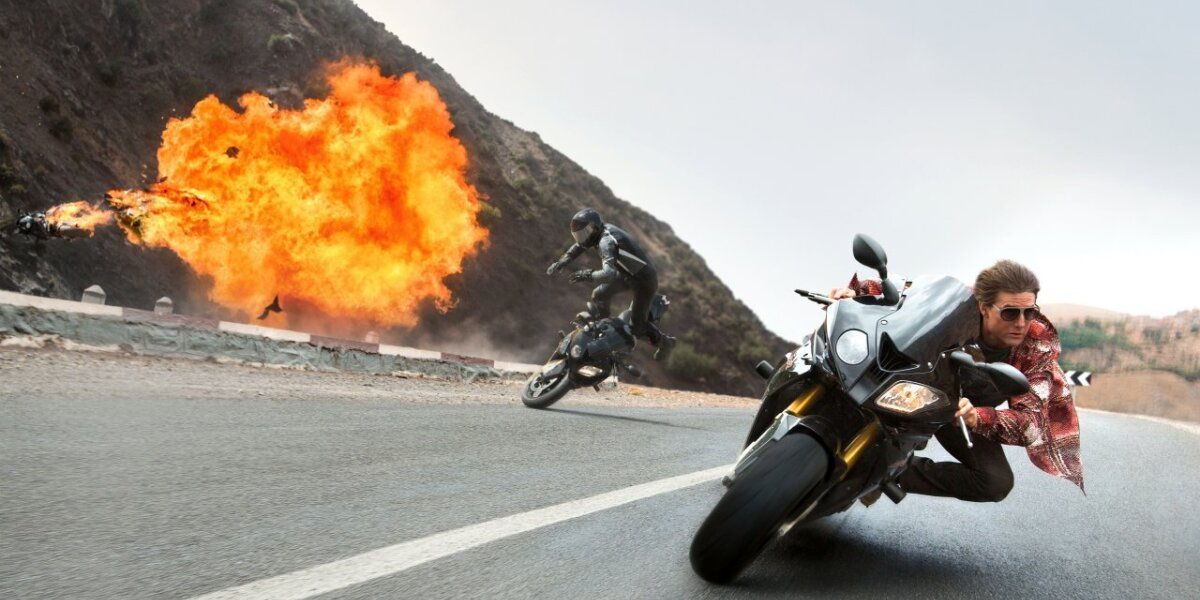 Bad Robot - Mission: Impossible - Rogue Nation