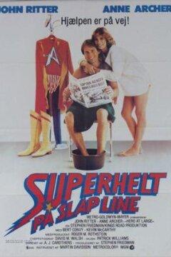 Superhelt på slap line