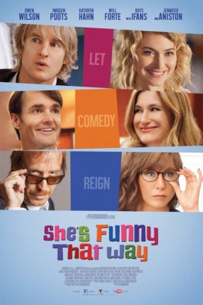 Lagniappe Films - She's Funny That Way