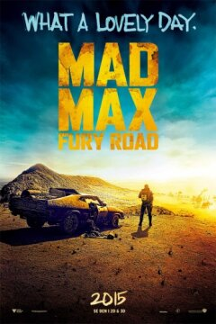 Mad Max: Fury Road - 2 D