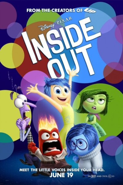 Pixar Animation Studios - Inderst inde - 3 D - org.vers.