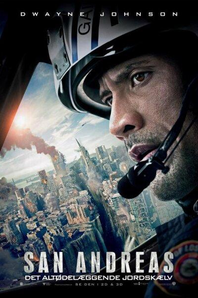 Warner Bros. - San Andreas - 3D