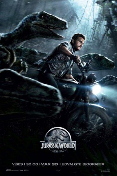 Amblin Entertainment - Jurassic World - 3 D