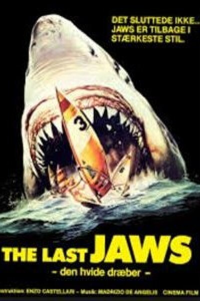 Last Shark - The Last Jaws - den hvide dræber