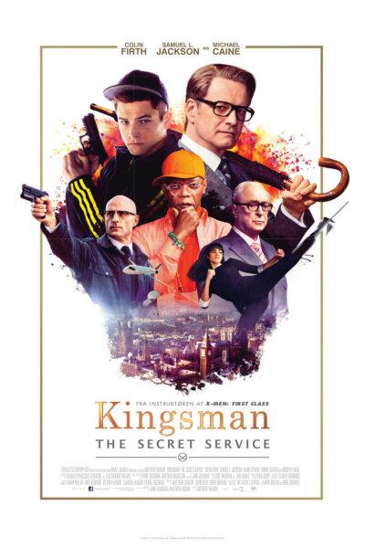Marv Films - Kingsman: The Secret Service