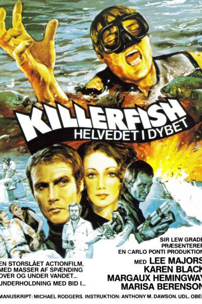 Victoria Pictures Ltd. - Killerfish - Helvedet i dybet