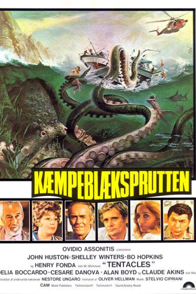 Esse Ci Cinematografica - Kæmpeblæksprutten