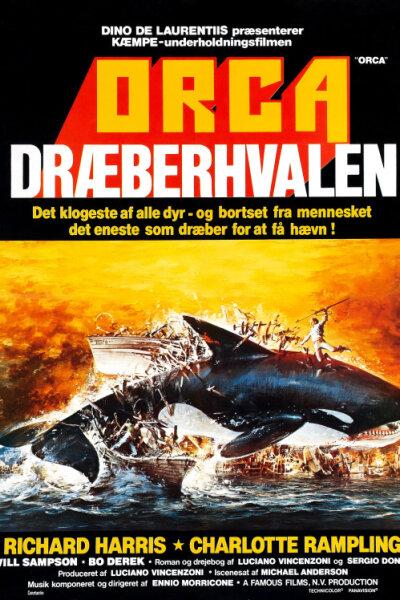 Dino de Laurentiis Cinematografica - Orca - dræberhvalen