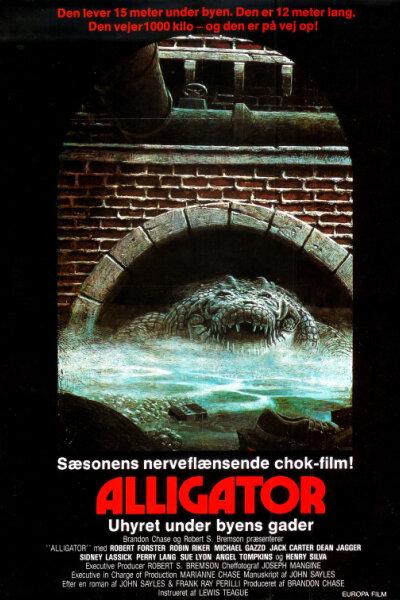 Alligator - Alligator - uhyret under byens gader