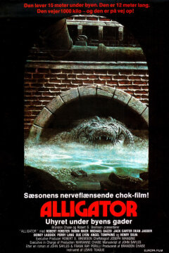 Alligator - uhyret under byens gader