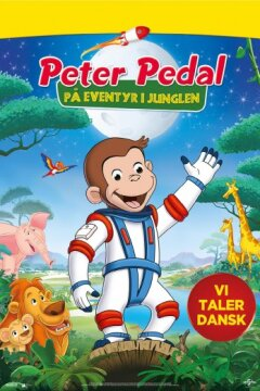 Peter Pedal på eventyr i junglen