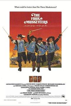 De fire musketerers hævn