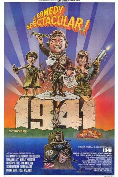 A-Team Productions - 1941 - undskyld, hvor ligger Hollywood?