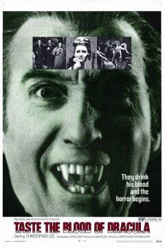Dracula får blod på tanden
