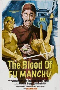 Fu Manchu - dødens kys