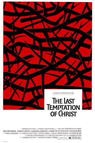 Universal Pictures - The Last Temptation of Christ