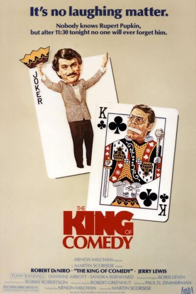 20th Century Fox - The King of Comedy
