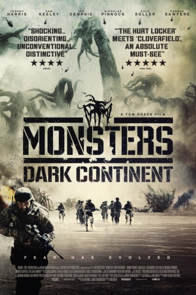 Between The Eyes - Monsters: Dark Continent